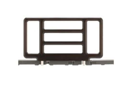 リクライニング手摺り SR−300ウッドJJ 2本1組 DBRダークブラウン