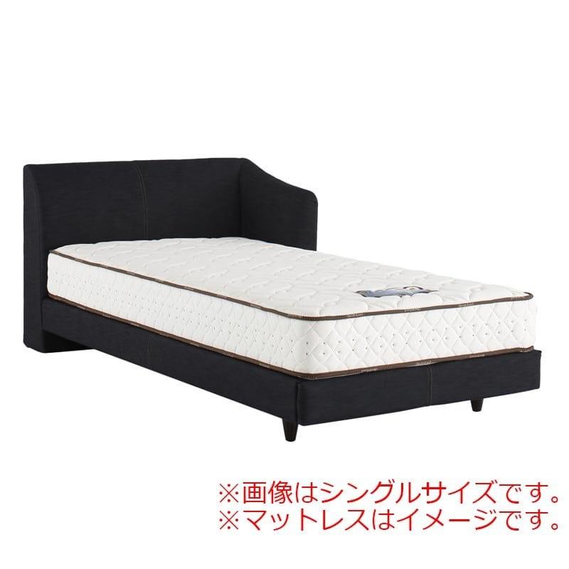 セミダブルフレーム カコリア2451 ジャパンブルー R D−486:「本物のデニムをベッドに使いたい!」という願いを叶えたおしゃれなベッドです。