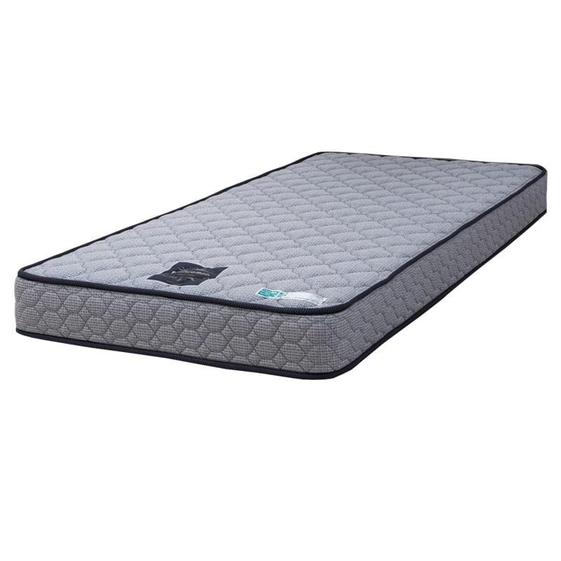 フランスベッド セミダブルマットレス シルバー800DX3 BL:画像はシングルサイズです。