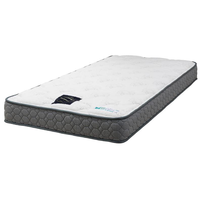 フランスベッド セミダブルマットレス シルバー800EX3:画像はシングルサイズです。