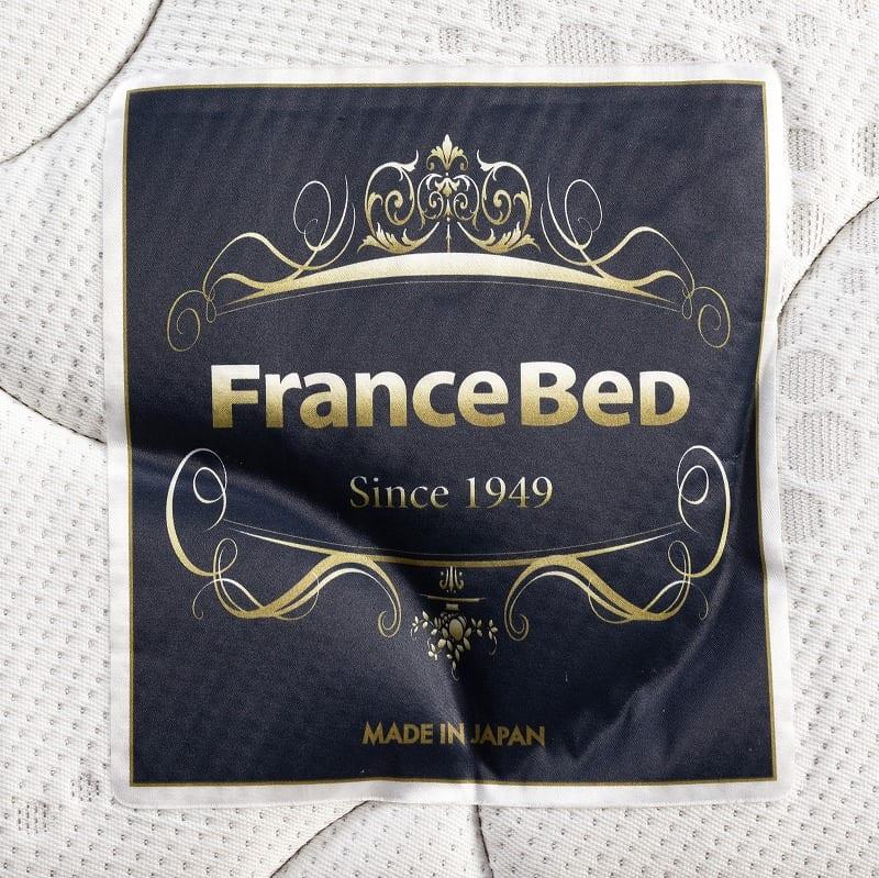 フランスベッド ダブルマットレス フトントップDLX3:信頼の国産家具