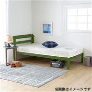 シングルフレーム ルコル(マットレス別売)