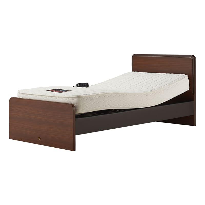 電動シングルベッド  2モーターNグランサリー フラット MD/5.5ニューフィット ミディアム:《バリエーション豊富な電動ベッドNグランサリー》※写真は【シングルサイズ】