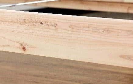 シングルフレーム IKO(キャビネット)檜