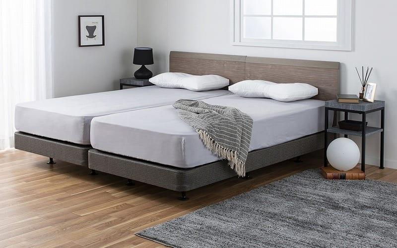 :快適な眠りを追求したシモンズベッド