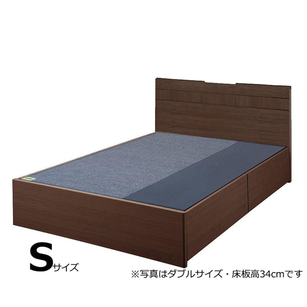 シングルフレーム e tanto B BOX-N400H MEW:いいかも?ベッド下のスペースも有効活用しませんか?