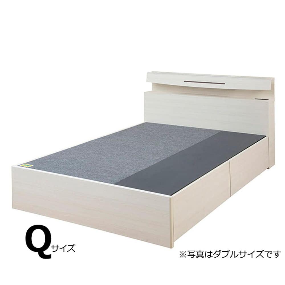 クイーンフレーム e tanto D BOX-N335H WW:いいかも?ベッド下のスペースも有効活用しませんか?