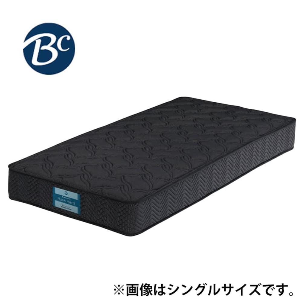 クイーン2マットレス ブランクール ラスクハード ブラック:※Q2は2分割タイプになります(幅約80cm×2枚)