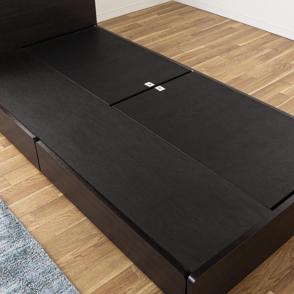 :床板仕様