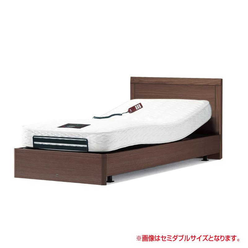 シングルベッド シエラフラット電動/AA16322 5.5R(ミディアム)