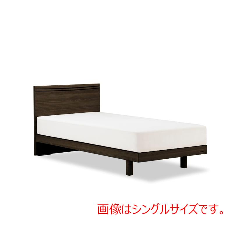 セミダブルベッド AN70Fレッグ/ZT−PWプレミア ブラウン:◆人気のフランスベッド70周年記念モデルです