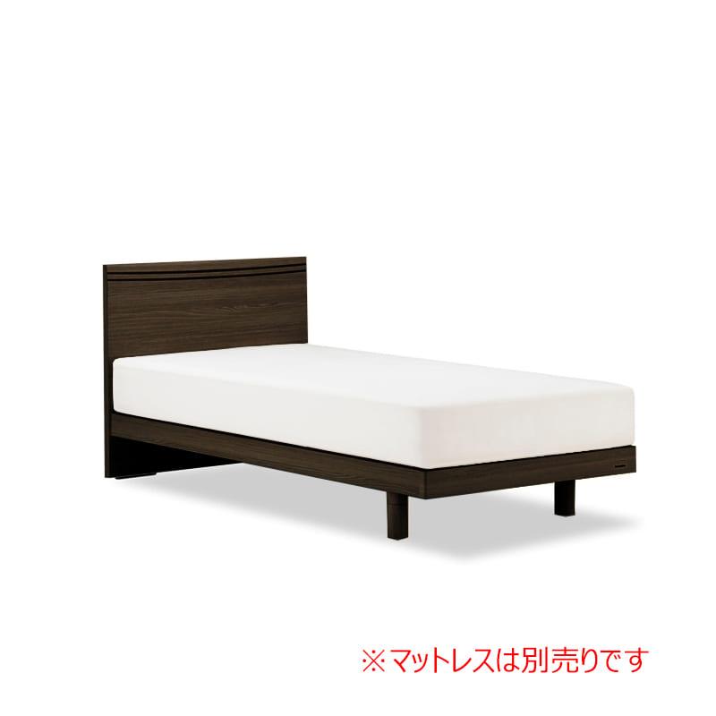 シングルフレーム AN70Fレッグ ブラウン:◆人気のフランスベッド70周年記念モデルです。※マットレスは別商品となります