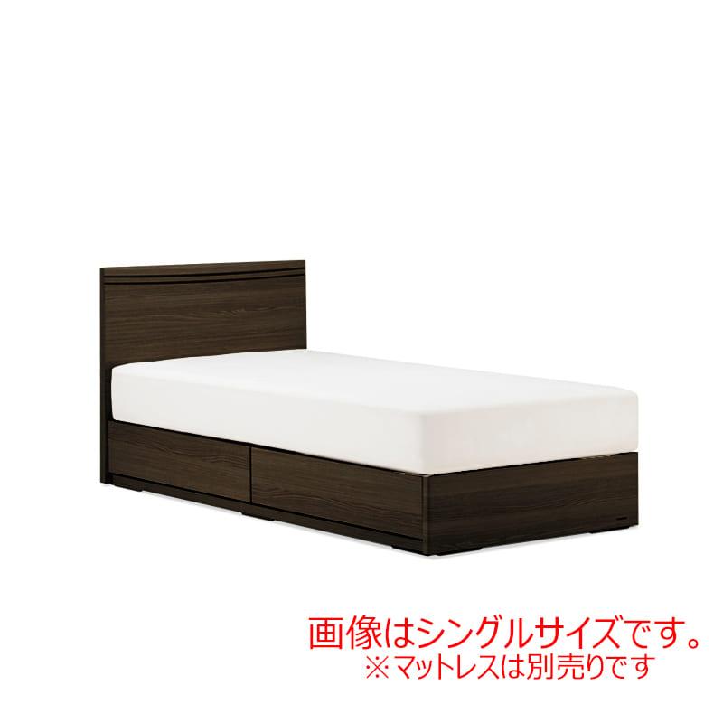 ダブルフレーム AN70F引付 ブラウン:◆人気のフランスベッド70周年記念モデルです。※マットレスは別商品となります