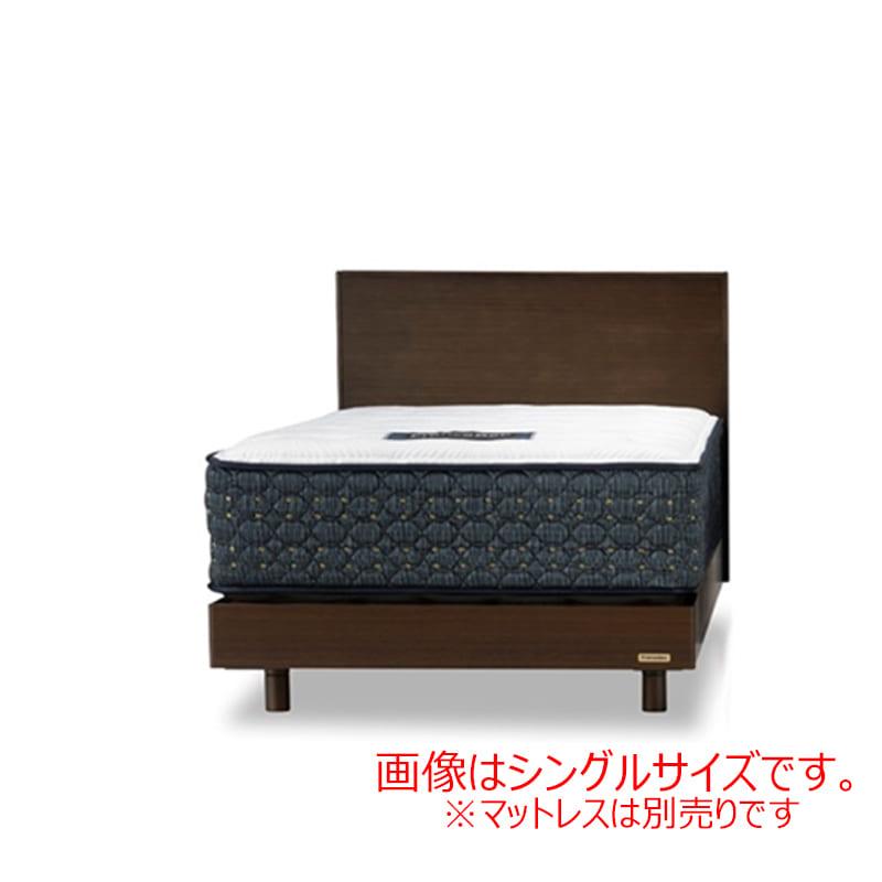 ダブルフレーム PR70−07F ウォールナット:◆人気のフランスベッド70周年記念モデルです。※マットレスは別商品となります