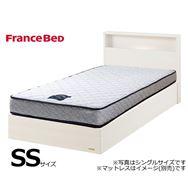 フランスベッド セミシングルフレーム チョイスミーC�T 260引無 WH