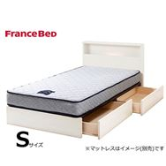 フランスベッド シングルフレーム チョイスミーC�T 300引付 WH