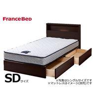 フランスベッド セミダブルフレーム チョイスミーC�T 225引付 GDB