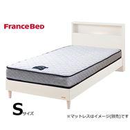 フランスベッド シングルフレーム チョイスミーC�T 260レッグ WH