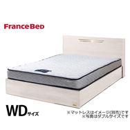 フランスベッド クィーン1フレーム チョイスミーC�U 300引無 WH
