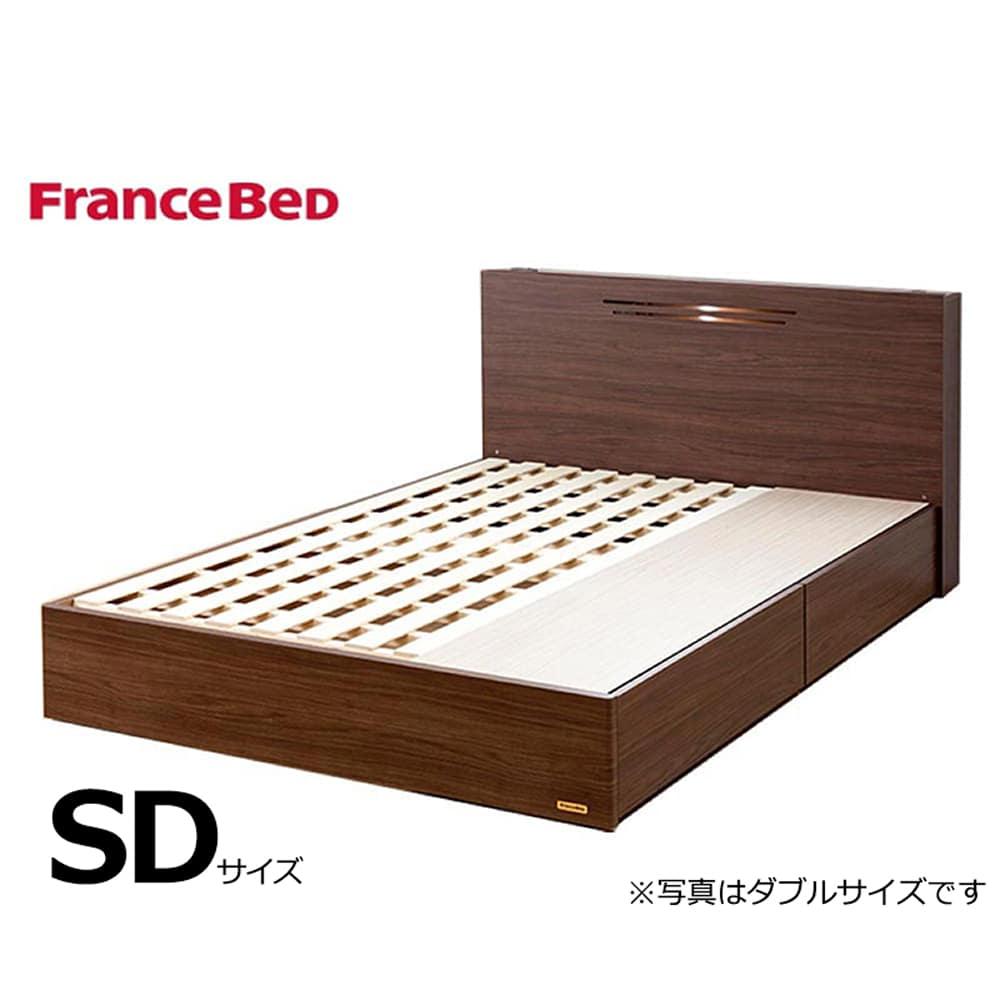 フランスベッド セミダブルフレーム チョイスミーC�U 300引付 GMB