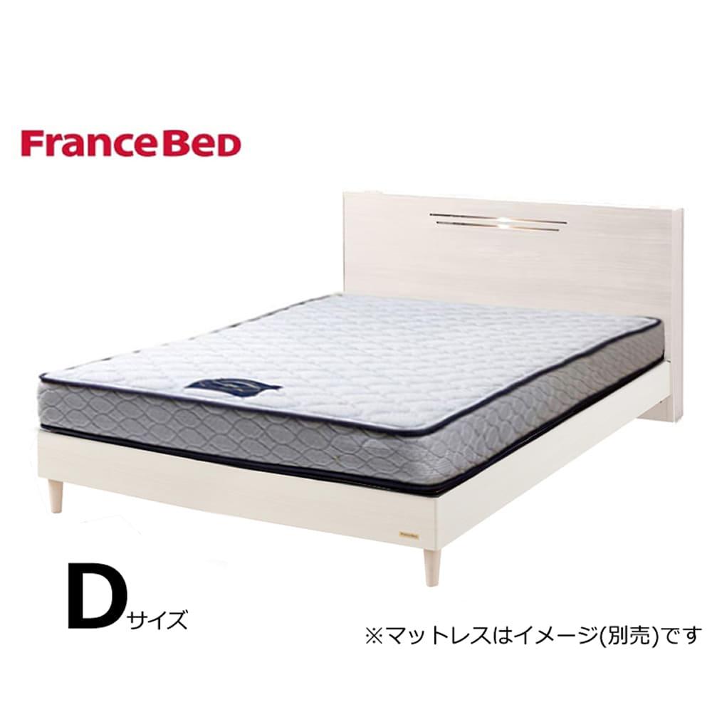 フランスベッド ダブルフレーム チョイスミーC�U 300レッグ WH