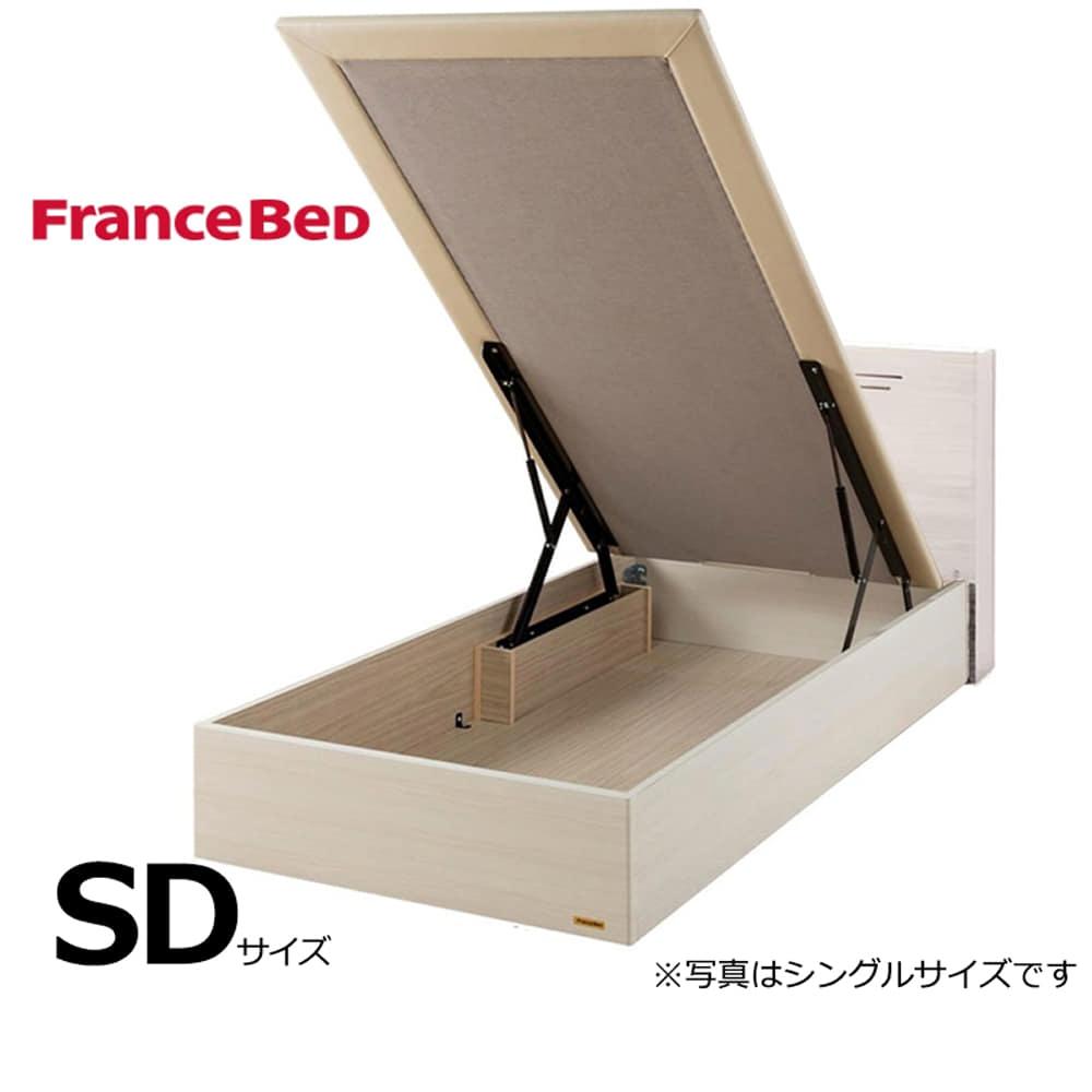 フランスベッド セミダブルフレーム チョイスミーC�U 300縦リフト WH