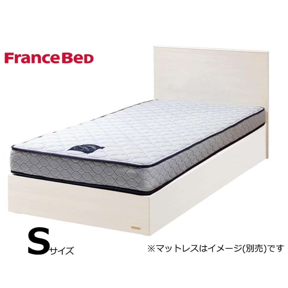 フランスベッド シングルフレーム チョイスミーF 300引無 WH