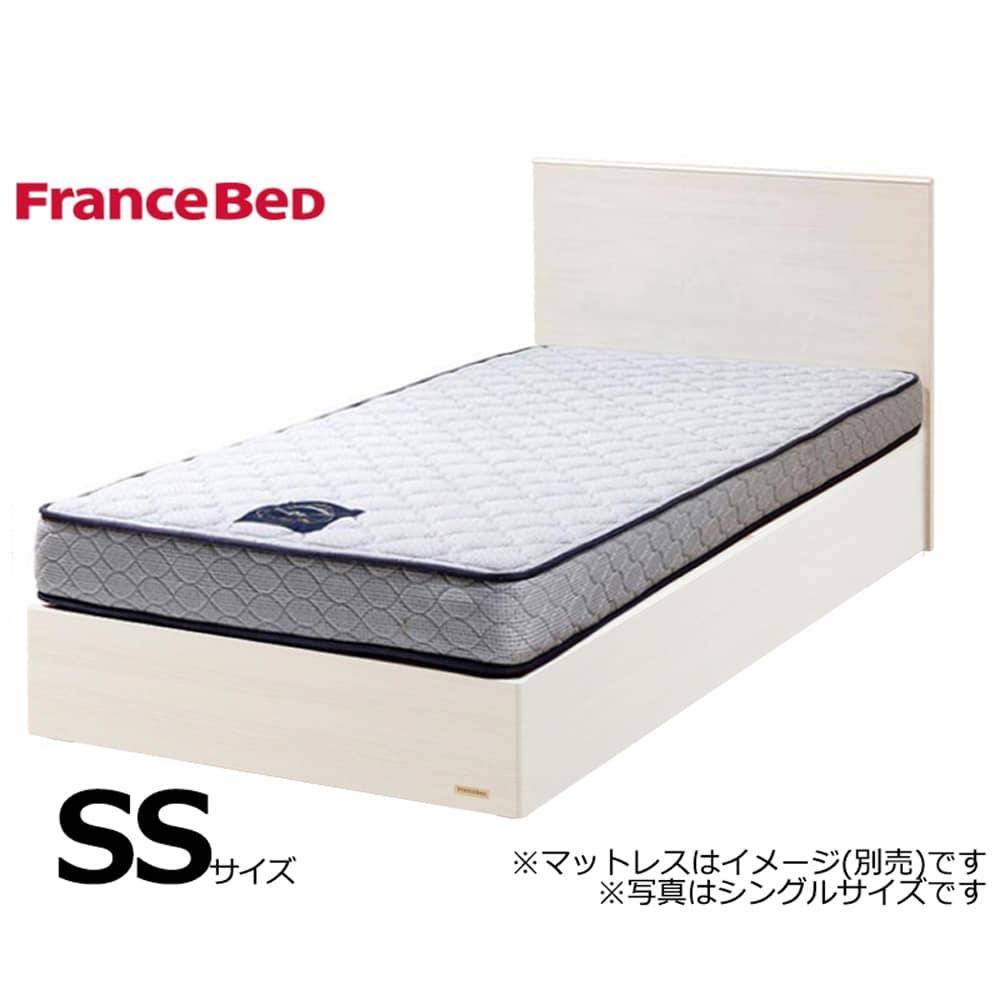フランスベッド セミシングルフレーム チョイスミーF 300引無 WH