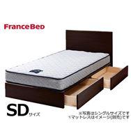 フランスベッド セミダブルフレーム チョイスミーF 260引付 GDB