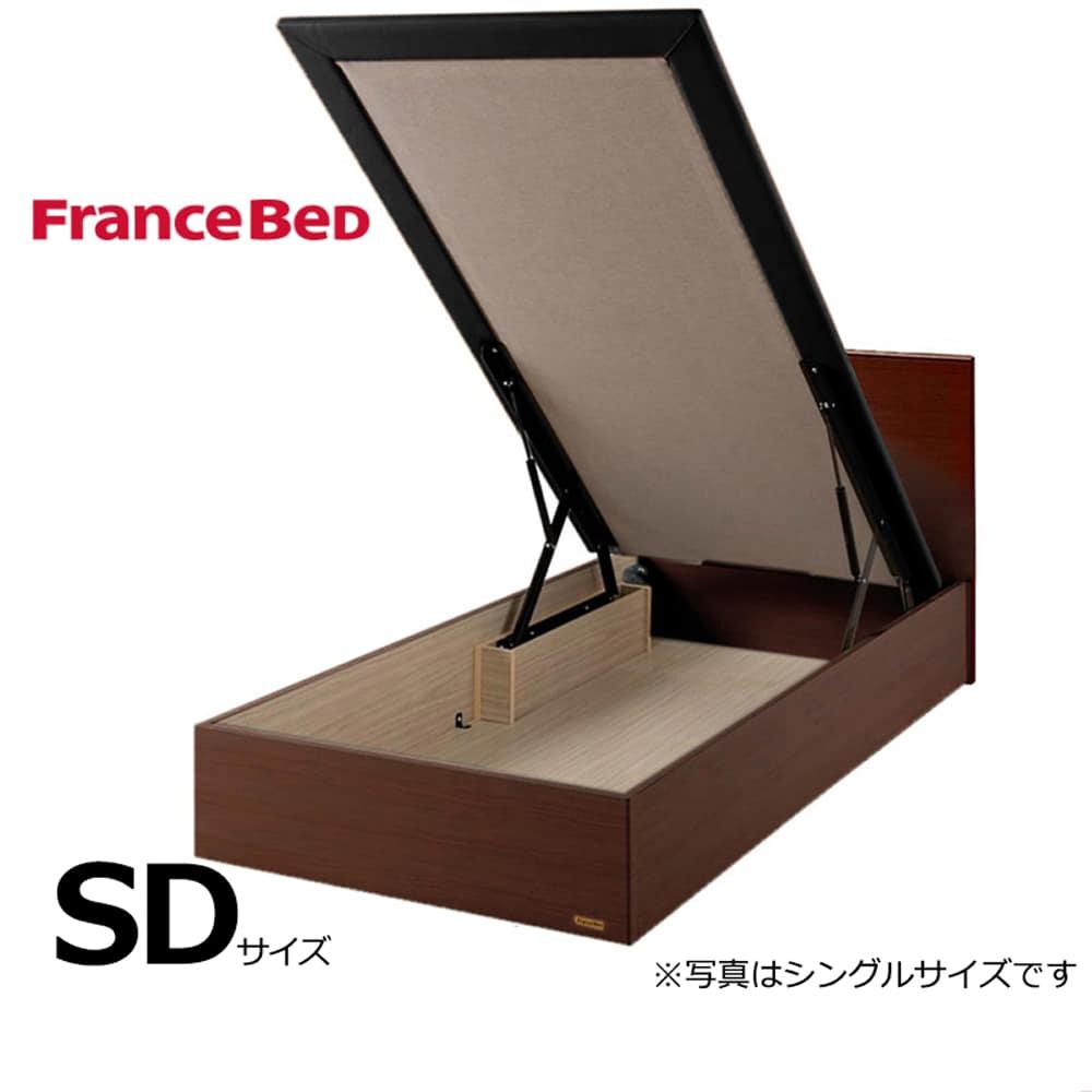 フランスベッド セミダブルフレーム チョイスミーF 300縦リフト GMB