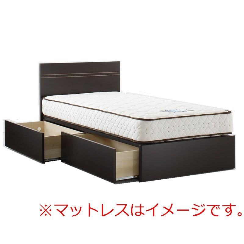シングルフレーム イーポイント2703 BOX(引出)220H EO:「欲しい」がきっと見つかる。豊富なボトムバリエーションのベッドフレーム。