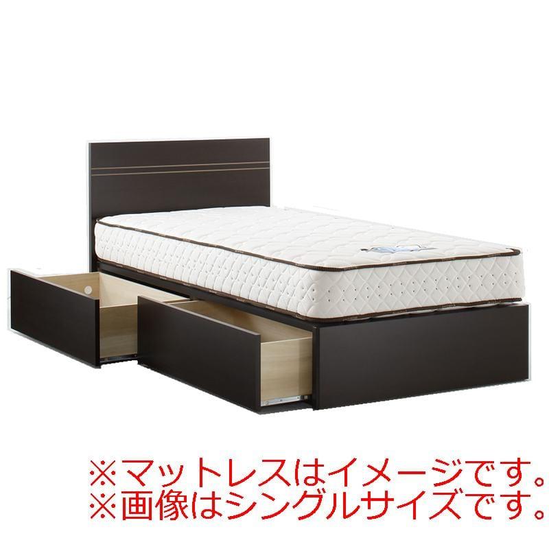 セミダブルフレーム イーポイント2703 BOX(引出)335H EO:「欲しい」がきっと見つかる。豊富なボトムバリエーションのベッドフレーム。