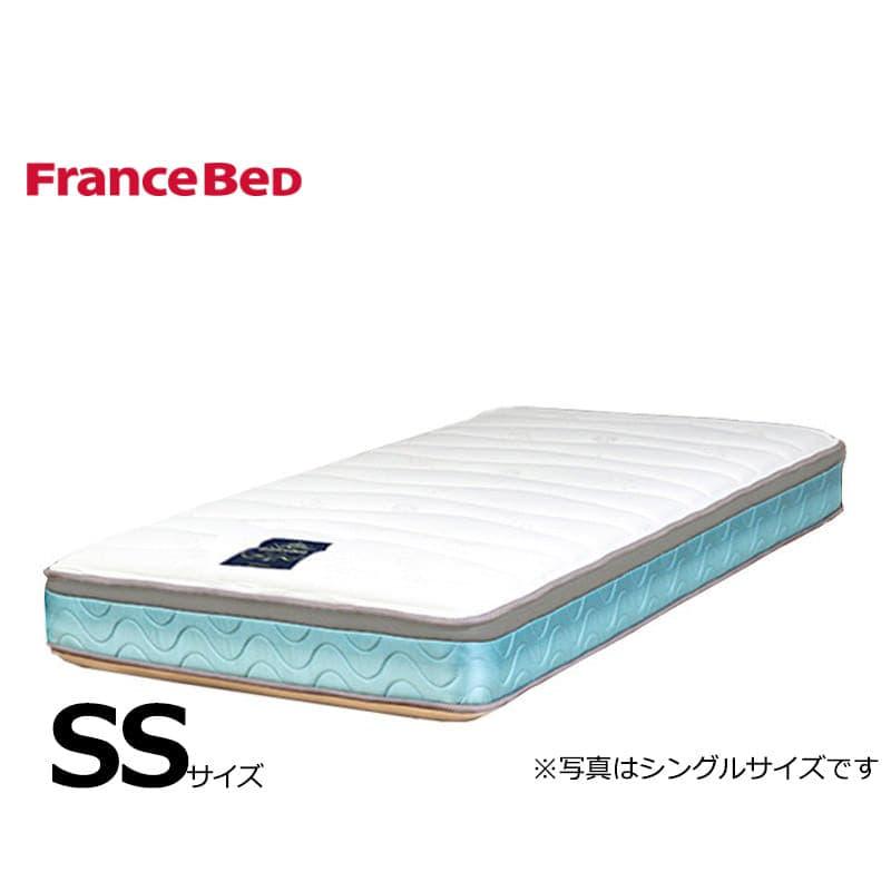 フランスベッド セミシングルマットレス Ag−ブレスク ソフト:◆サイドメッシュ採用で高通気のマットレス!