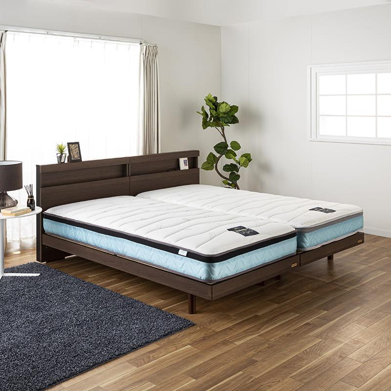 フランスベッド セミシングルマットレス Ag−ブレスク ハード