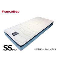 フランスベッド セミシングルマットレス Ag−ブレスク PW