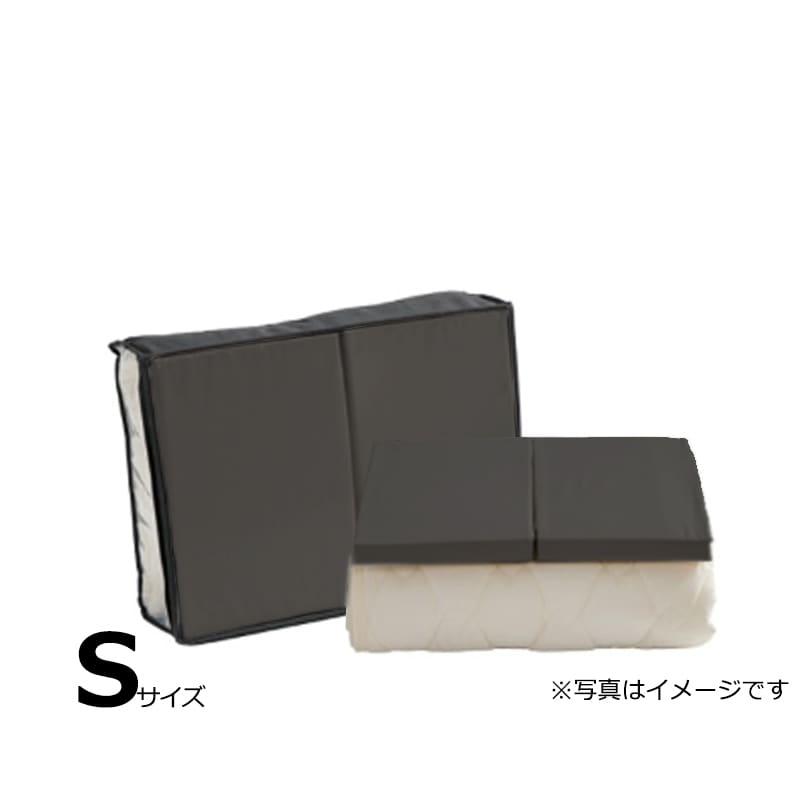 【寝装品3点セット】サータLXウール S(シングル) H30 PD150 グレー:柔らかさと機能性を追求した、洗えるサータブランドパッド。