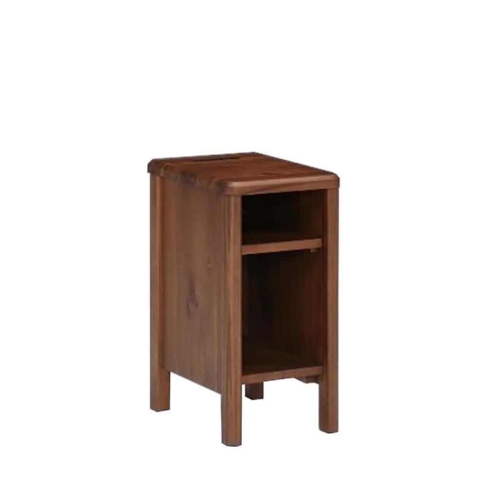 ナイトテーブル NT509 ブラウン