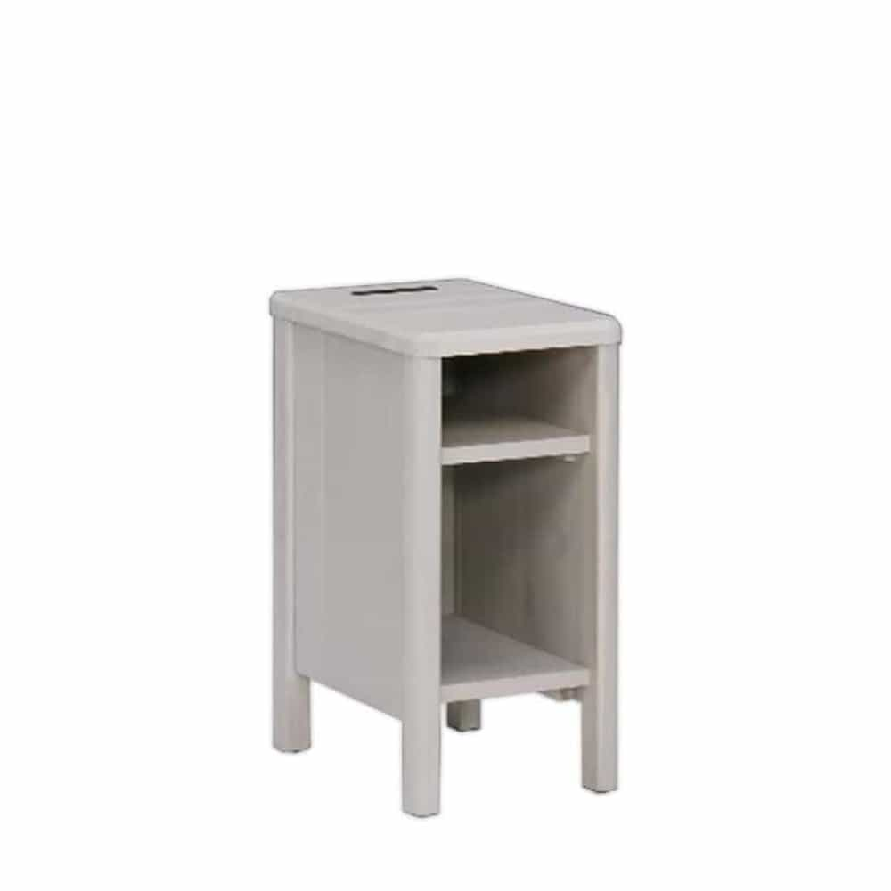 ナイトテーブル NT509 ホワイト