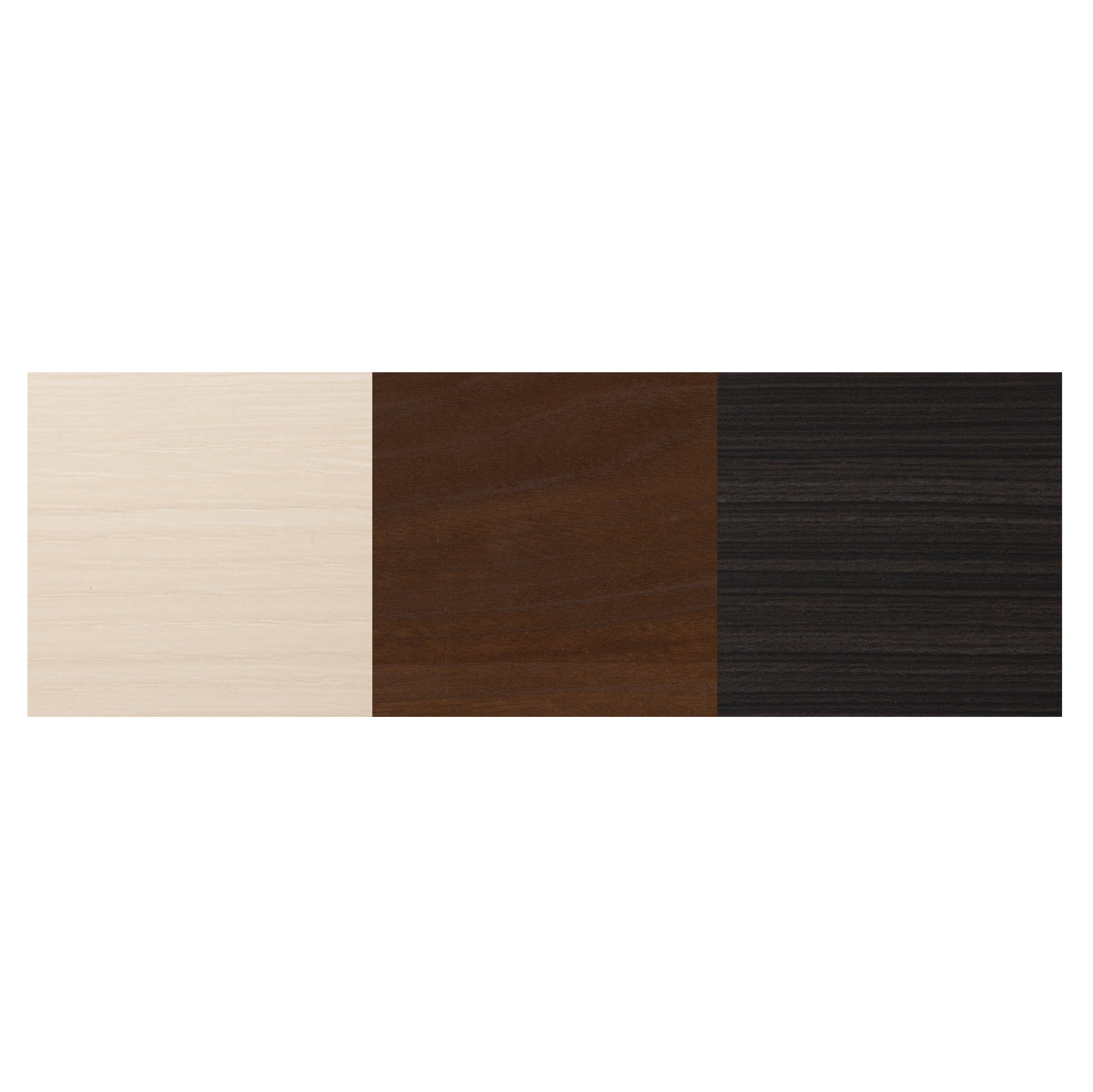 シングルフレーム コスモプラス�U ブラック:インテリアに合わせたカラーを選べます。