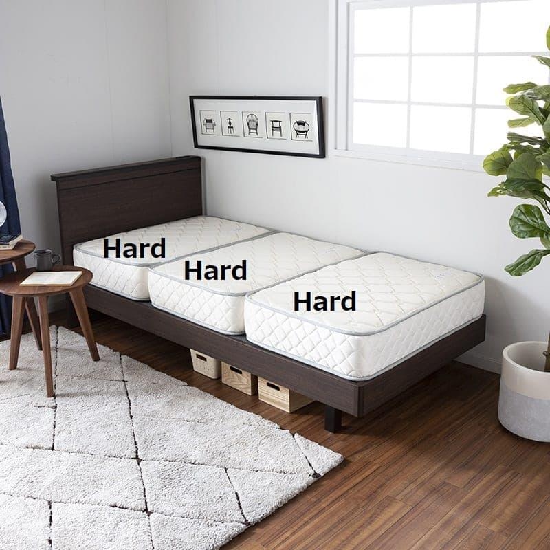 シングルマットレス シングルマットレス ONE TWO SLEEP 002(HHH)スタンダード