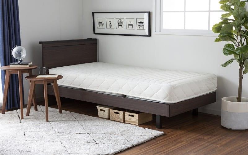 シングルマットレス シングルマットレス ONE TWO SLEEP 002(HHH)スタンダード:自分に合った寝心地を選ぼう