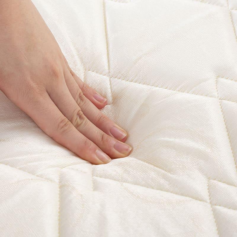 シングルマットレス シングルマットレス ONE TWO SLEEP 002(HHH)スタンダード:5.8インチポケットコイルマットレス