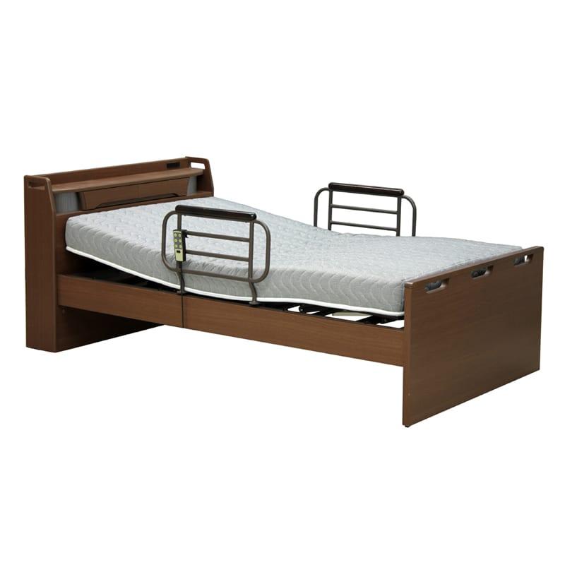 【ネット限定】 セミダブル電動ベッド MFB−8902JNSD MB/MPR−16SD:セミダブル電動ベッド MFB-8902JNSD MB/MPR-16SD