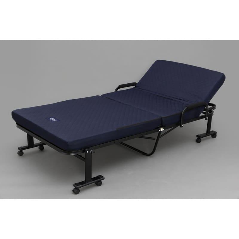 【ネット限定】エアリーマットレス付き折りたたみベッド OTB−ARH:エアリーマットレス付き折りたたみベッド OTB−ARH