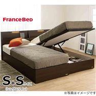 フランスベッド シングルツイン プロトナ330リフト・引付/AgハイジェニックPW ソフト・ハード