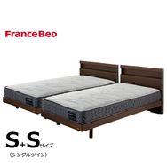フランスベッド シングルツイン フィノ�Uレッグ/Agハイジェニック ハード