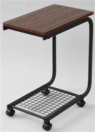 キャスター付きサイドテーブル BST−5030C(WL)
