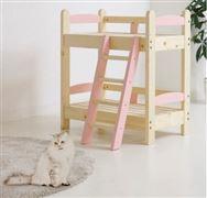 【ネット限定】猫ベッド シャノワール 2段ベッド MIX