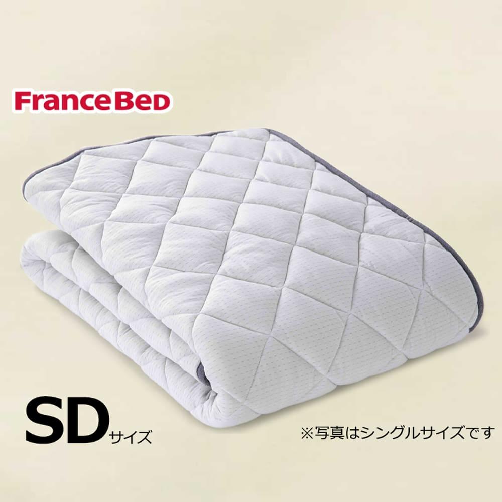 セミダブル寝装品3点セット LTフィット羊毛ミディアムソフトSTD3点セット キナリ:ご家庭の洗濯機で洗えます