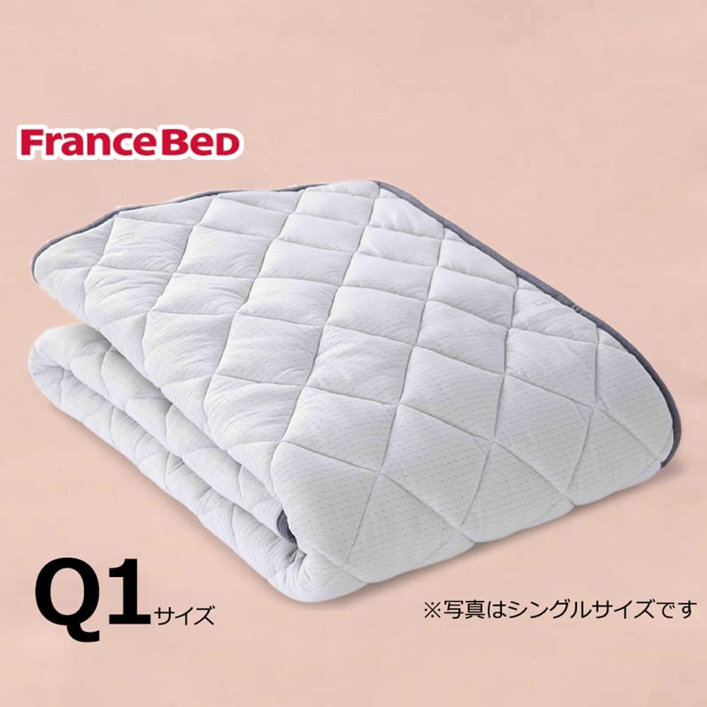 クィーン1寝装品3点セット LTフィット羊毛ミディアムソフトSTD3点セット:ご家庭の洗濯機で洗えます